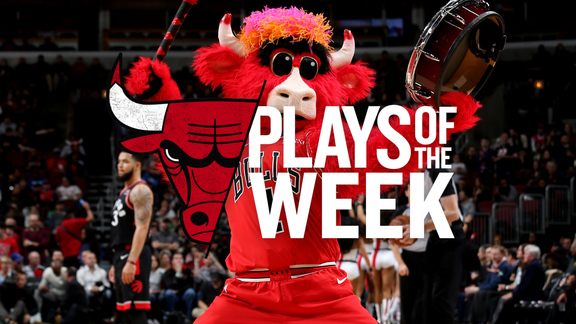 Plays of the Week - 4.8.19