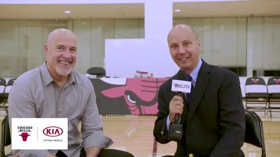 BullsTV: Draft Night Interview - John Paxson - 6.20