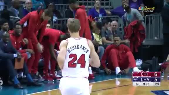 Big Dunk by Lauri!