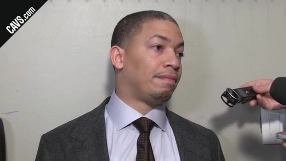 #CavsRaptors Postgame: Coach Lue - January 11, 2018
