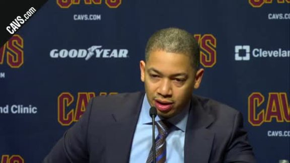 #CavsMagic Postgame: Coach Lue - January 18, 2018