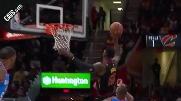 Jeff Green with the Hoop and the Harm