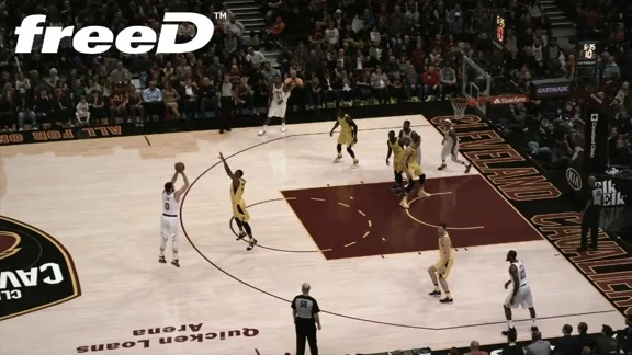 Highlight in freeD: KLove with the Deep Triple