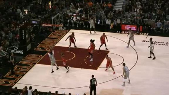 Highlight in freeD: Wade Hits Stepback