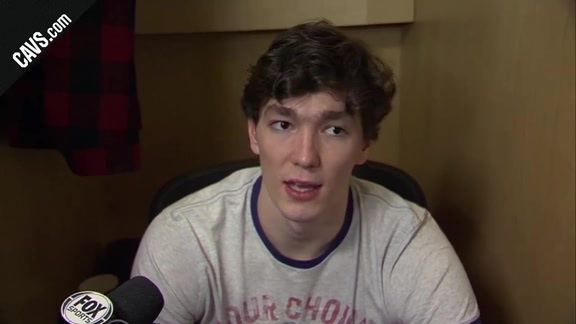 #CavsWolves Postgame: Cedi Osman - February 7, 2018