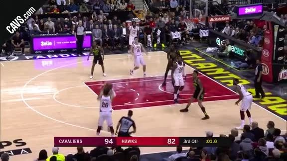 Featured Highlight: Korver Cans Triple at the Buzzer