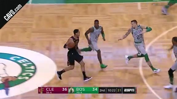 Newest Cavs Making an Impact Early