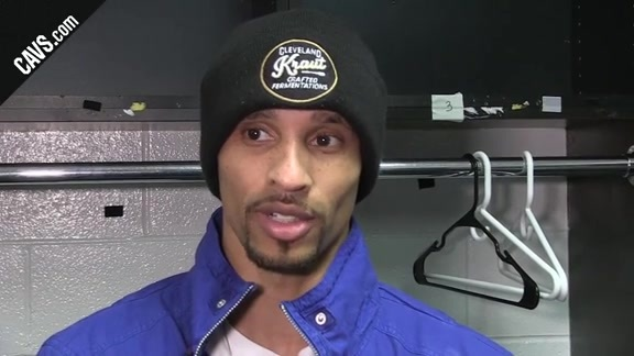 #CavsCeltics Postgame: George Hill - February 11, 2018
