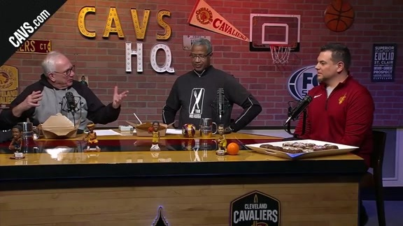 CavsHQ Season 2 Show 17: Chef Terry Bell