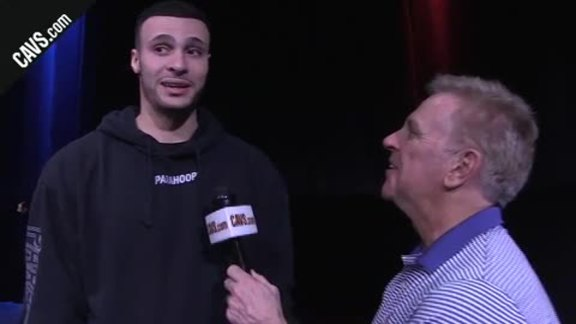 1-on-1 with Larry Nance Jr.