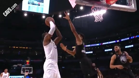 LBJ Strong with the And-One