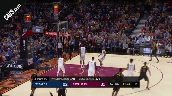Featured Highlight: Jr. Channels Sr. With Dunk