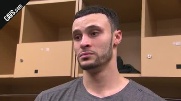 #CavsGrizzlies Postgame: Larry Nance Jr. - February 23, 2018