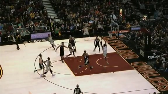 Highlight in freeD: Green's Alley-Oop