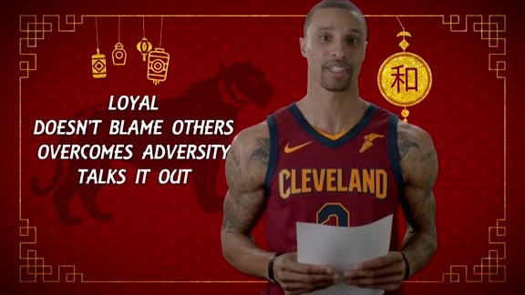Get To Know: Cavs Chinese Zodiac Animal