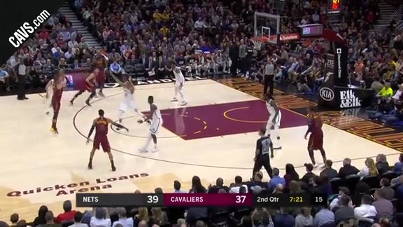 Korver Catches Fire in the 2Q