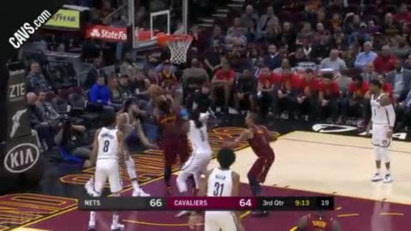 T.T. Gets the And-One to Drop