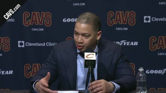 #CavsSixers Postgame: Coach Lue - March 1, 2018