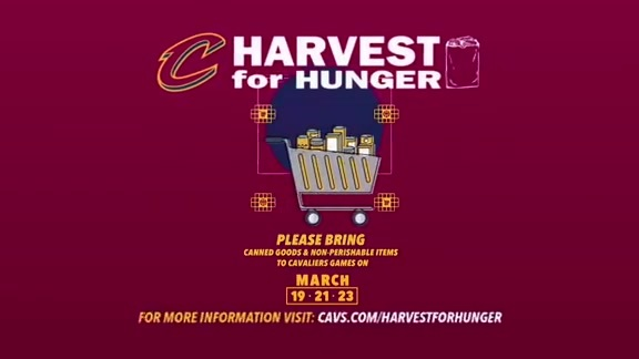 2018 Harvest for Hunger