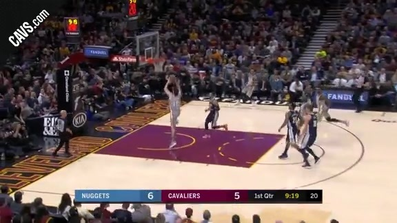 Cedi Throws It Down Hard