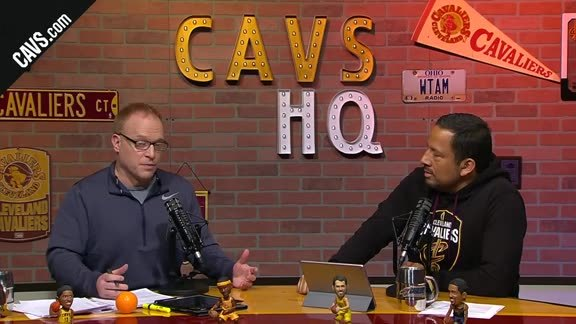 CavsHQ Season 2 Show 19: CavsHQ discuss the new Cavaliers