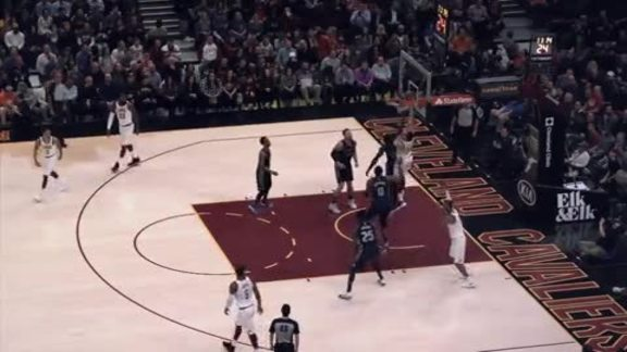Intel True View: Nance Jr.'s Oop