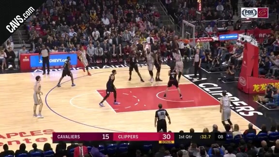 Jeff Green with the Slam