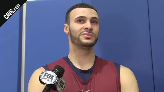 Larry Nance Jr. on Facing His Former Team