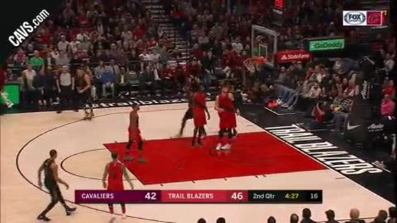 Great Ball Movement Results in Slam