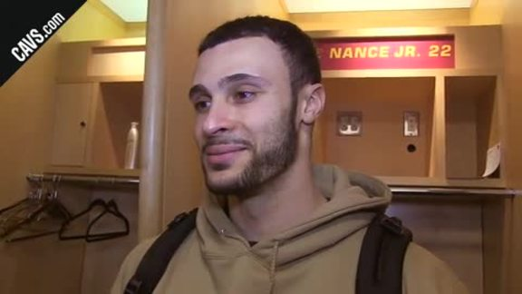 #CavsSuns Postgame: Larry Nance Jr. - March 23, 2018