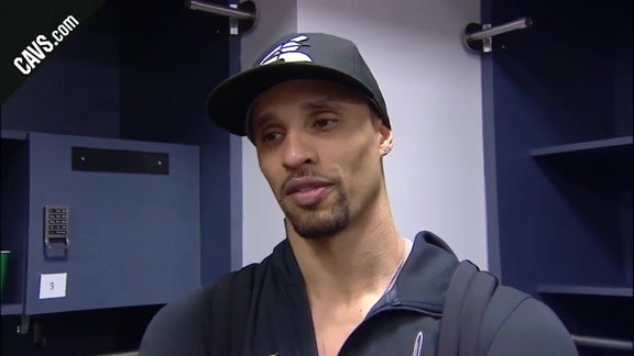 #CavsNets Postgame: George Hill - March 25, 2018