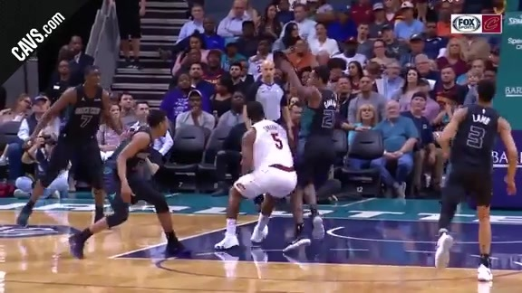 JR Strong with the And-One