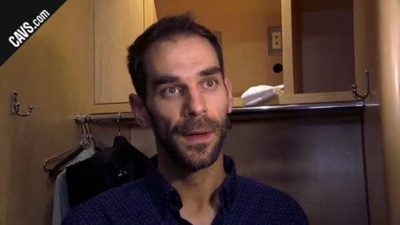 #CavsPelicans Postgame: Jose Calderon - March 30, 2018