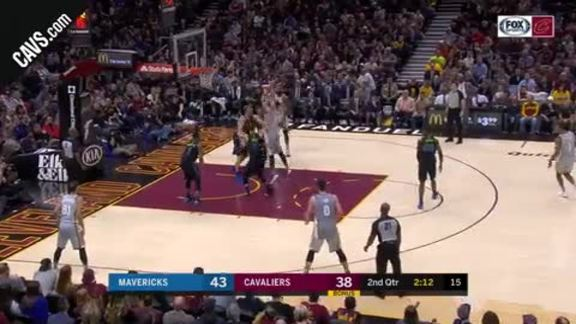 Nance Jr. with the Hoop & the Harm