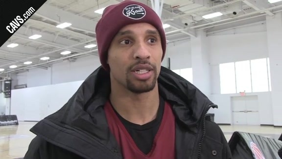 George Hill Gives an Update on His Status