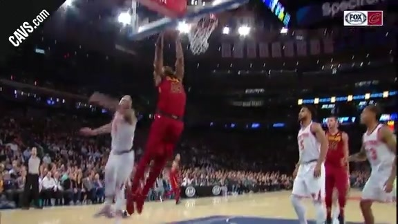Swish with the Dish to Tristan