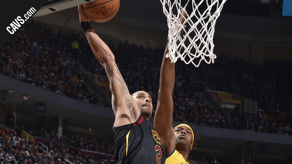 Featured Highlight: George Hill Rocks the Rim