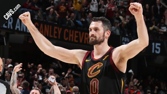 Cavs.com Gets You Hyped for Game 2 vs. Indiana