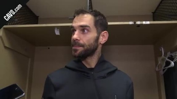 #CavsPacers Game 4 Postgame: Jose Calderon - April 22, 2018