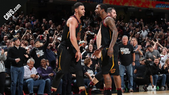 Cavs.com Gets You Hyped for Game 5 vs. Indiana