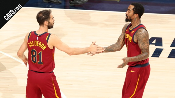 Cavs.com Gets You Hyped for Game 6 at Indiana
