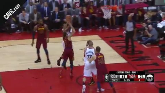 George Hill Denies Lowry