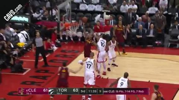 LBJ Dimes Swish for the And-One
