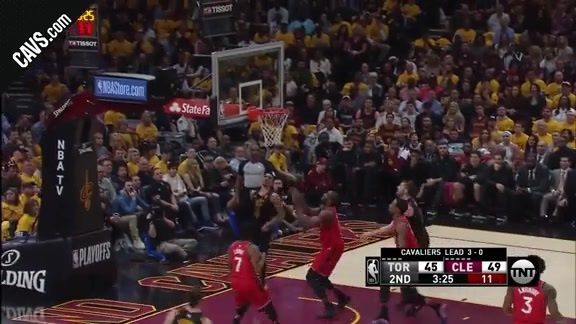 Hill Finesses His Way to The Hoop