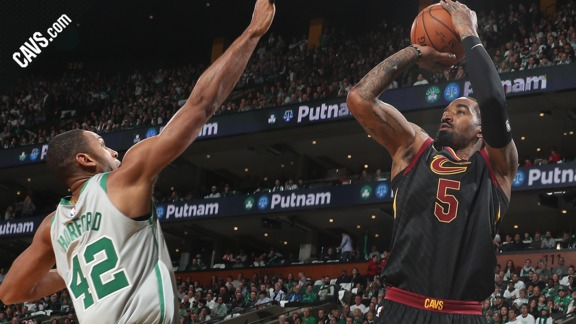 Cavs.com Gets You Hyped for Game 1 at Boston