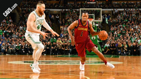 Rodney Hood with the Hoop and the Harm