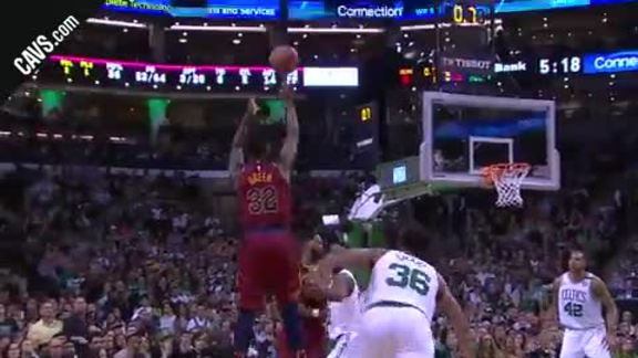 Jeff Green at the Buzzer