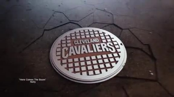 Peep the Cavs' 2018 ECF Playoff Intro
