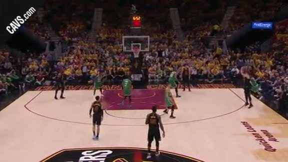 Extra Effort Leads to a Korver Three