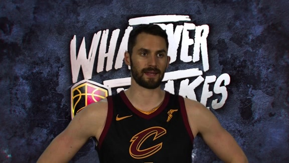 What Does Determination Mean to the Cavs?